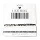 Armband Barcode CARPE DIEM | Goud of Zilver