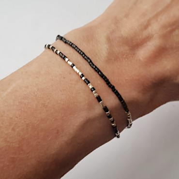 Armband Barcode TROTS OP JOU | Goud of Zilver