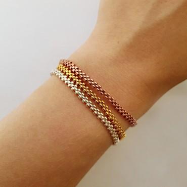Armband | L A C E Koper