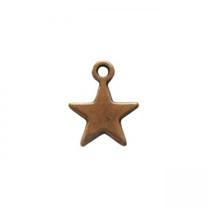 Bedel basic ster brons