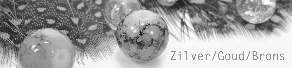 Zilver / Goud / Brons