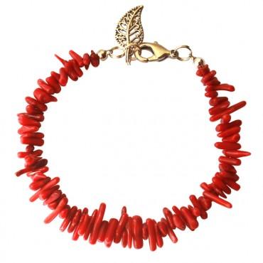 Armband koraal MixIt A63