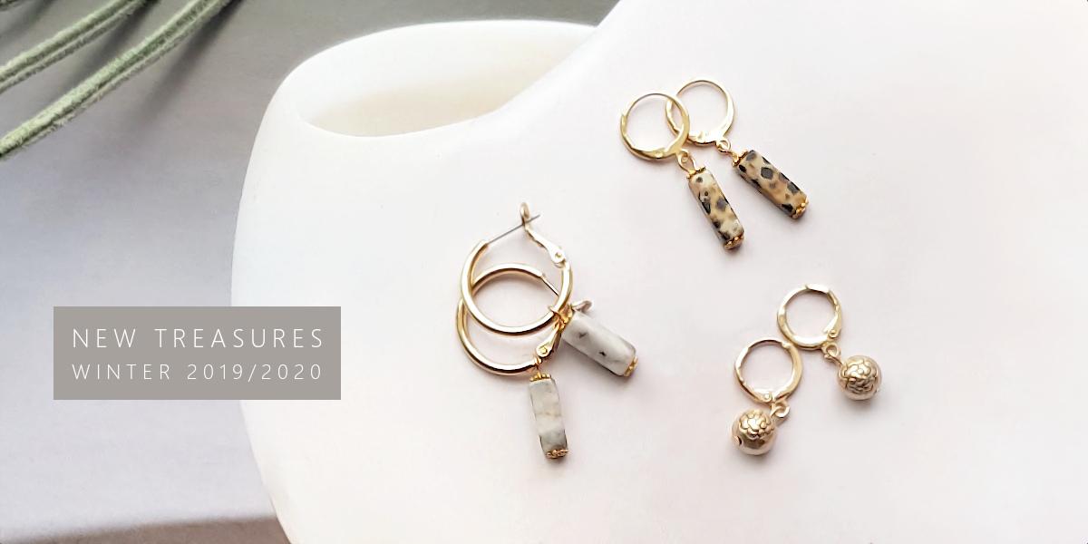 Nieuwe sieraden