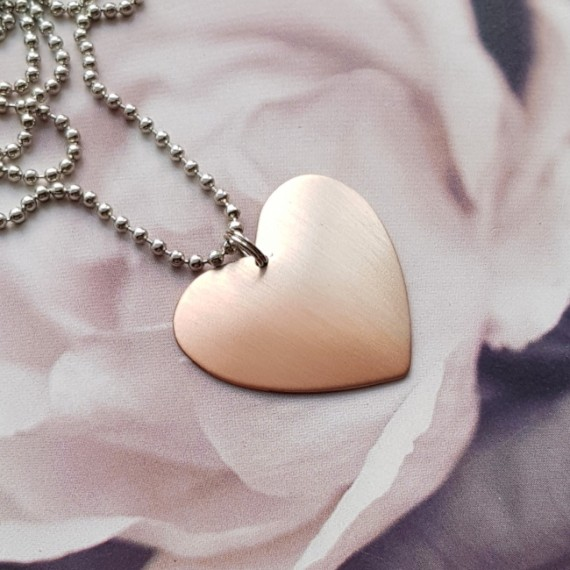 Ketting | PUUR | Copper Heart