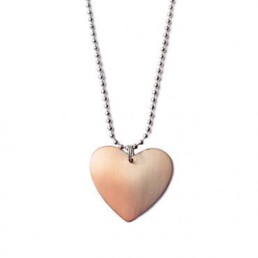 Ketting | Copper Heart