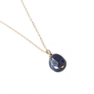 Ketting Lapis Lazuli Gold Filled