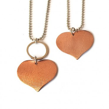 Ketting | FINE LACE heart