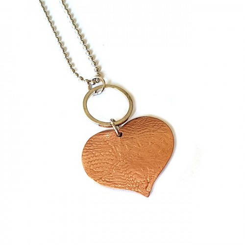 Ketting | LACE HEART
