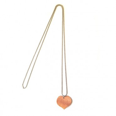 Ketting | LACE Copper Heart