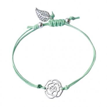 Armband Basic Rose