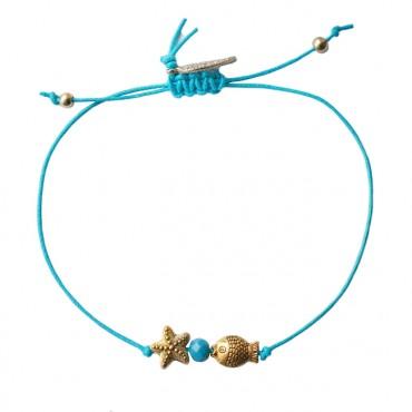 Armband Basic SEA Aqua