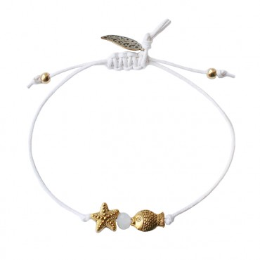 Armband Basic SEA Wit