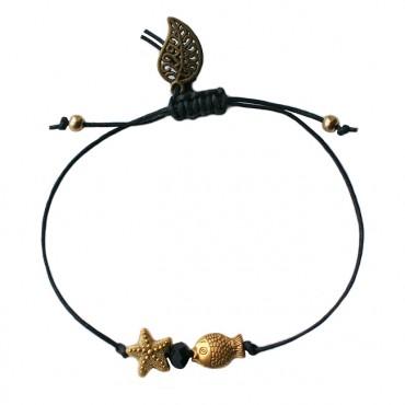 Armband Basic SEA Zwart