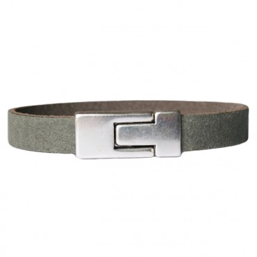 Armband Leder DARE! LA45, groen