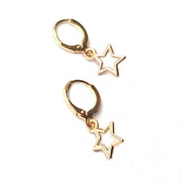 Oorringen | FINE | Golden Star