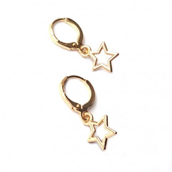 Oorbellen | Golden Star