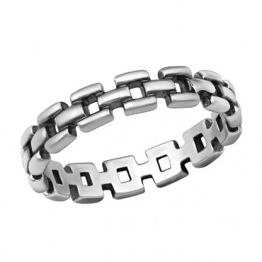 Ring 925 Sterling Zilver, kabel