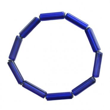 Armband MixIt tube blauw